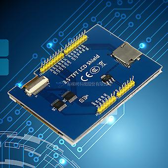 מודול מסך LCD בגודל 3.5 אינץ' תומך במגה2560 HD 320*480 עבור Arduino