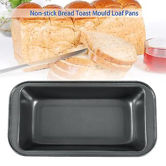 Carbon Steel Baking Cake Mold Rectangle Non-stick Bread Toast Mould Loaf Pans