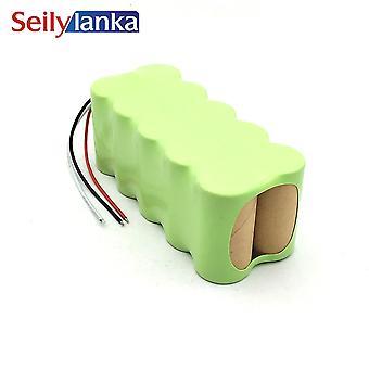 Sc 3000mah Für Nihon Kohden 12v Batterie Nkb-301v X065 Sb-551v Tec-5500 Tec-5521 Tec-5521c Tec-5521e