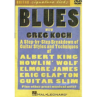 Blues - Blues [DVD] USA import