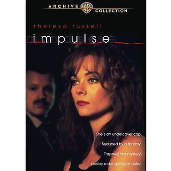 Importación de USA de impulso (1990) [DVD]