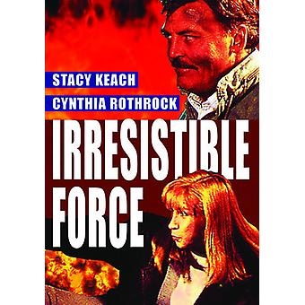 Irresistible Force [DVD] USA import