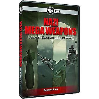 Nazi-Megaweapons Serie 2 [DVD] USA import