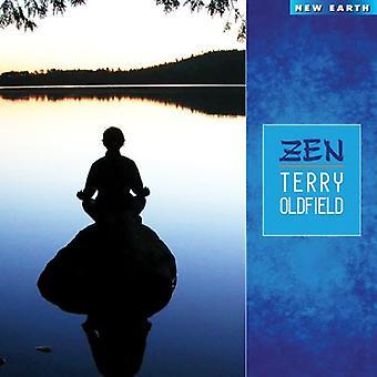 Terry Oldfield - Zen [CD] USA import