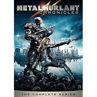 Metal Hurlant Chronicles: The Complete Series [DVD] USA importieren