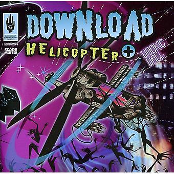Hämta - helikopter + Wookie vägg [CD] USA import