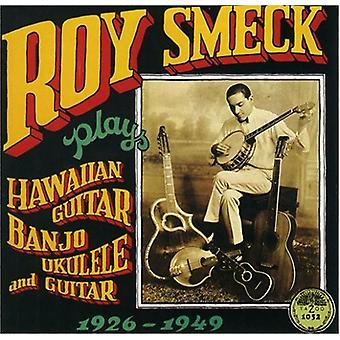 Roy Smeck - Plays Hawaian Guitar Banjo Uku [CD] USA import
