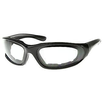 Okulary ochronne sportowe okulary bezpieczeństwa Multisport wyściełane okulary