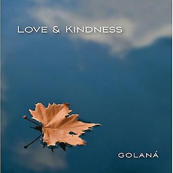 Golana - Love & Kindness [CD] USA import
