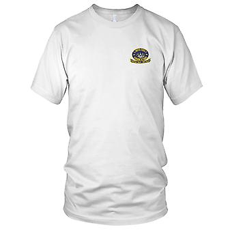 US-Marine Veteranen u-Boot-Basis Buffalo New York gestickt Patch - Herren-T-Shirt