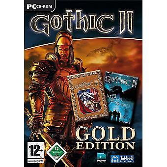 Gothic 2 Gold Edition PC CD peli