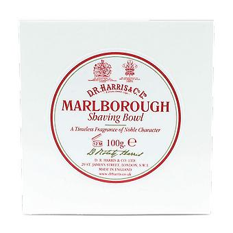 D R Harris Marlborough Shaving Bowl Refill 100g