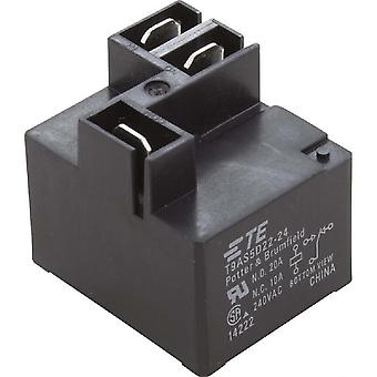 Potter 60-241-1196 T9AP 30A 24 VDC PCB Mount Relay