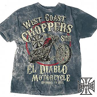 West Coast Choppers T-shirt El Diablo Tee