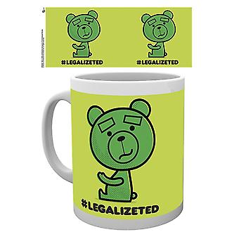Ted 2 #LegalizeTed Mug