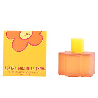 Agatha Ruiz De La Prada Flor Edt Spray 100 Ml für Damen