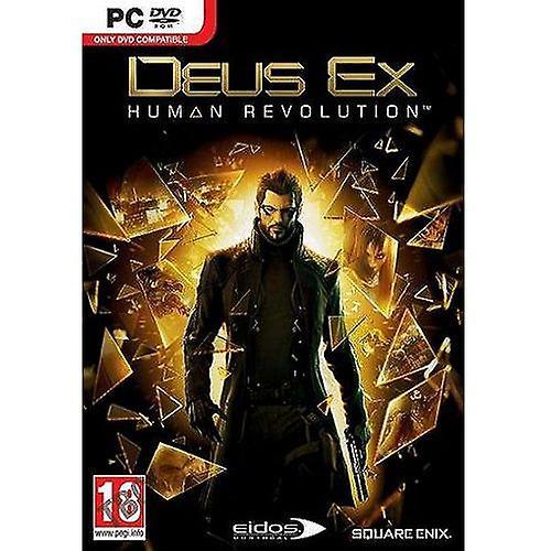 Deus Ex Human Revolution PC Game