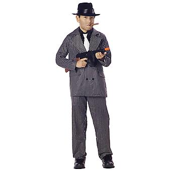 Gangster 1920s Gatsby Mobster Vintage Boss Al Capone Book Week Boys Costume