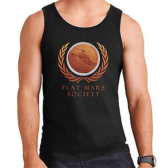 Płaskie Mars Society męska kamizelka