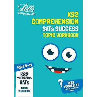 KS2 English Comprehension Age 9-11 SATs Practice Workbook - for the 20