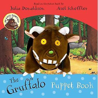 Mi primer Axel Gruffalo - el marioneta de Gruffalo libro por Julia Donaldson-