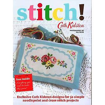Cath Kidston Stitch! by Cath Kidston - 9781844008735 Book
