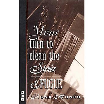 Din tur til at rense trappe af Rona Munro - 9781854592484 bog