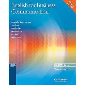 Englanti liike viestinnän opiskelija kirja (2 tarkistettu editio