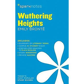 Wuthering Heights by Emily Bronte by SparkNotes - 9781411469716 Book