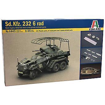 Italeri 6445 SD. KFZ.232 RAD 6