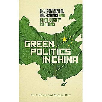 Grön politik i Kina