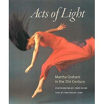 Atti della luce: Martha Graham nel XXI secolo