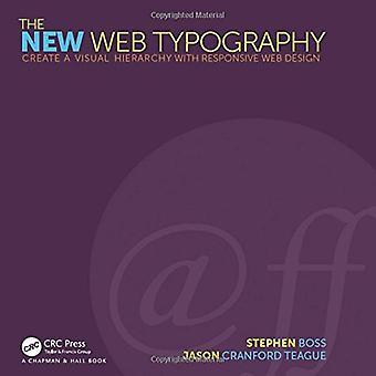 Den nya webb typografin: Skapa en visuell hierarki med responsiv webbdesign
