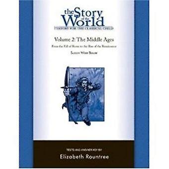 Historien om verden: middelalderen tester v. 2: historie for klassisk barnet (historien om verden: historie for klassisk barnet (Heftet))
