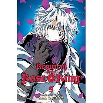Requiem du roi Rose, Vol. 9 (Requiem du roi Rose)