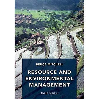 Resource and Environmental Management: troisième édition