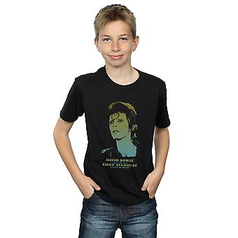 David Bowie Ziggy gradiente t-shirt