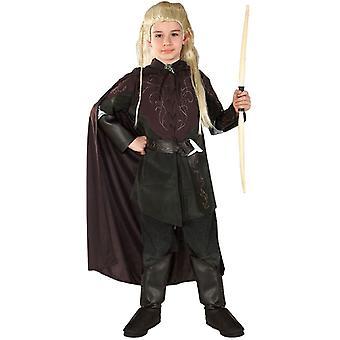 Legolas Lord van de ringen kind kostuum