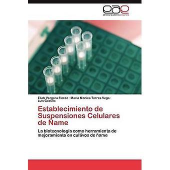 Establecimiento de Suspensiones Celulares de navn af Vergara Florez & Eliab