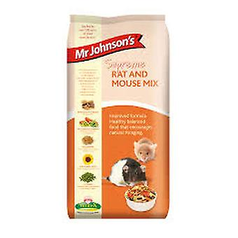 Mr Johnsons Supreme Rat And Mouse Complementary Food Mix