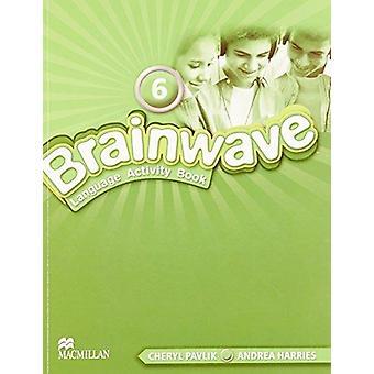 Brainwave 6 Lab by Harries a   Pavlik C - 9780230421554 Book