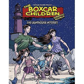 The Lighthouse Mystery by Gertrude Chandler Warner - Ben Dunn - Joemi