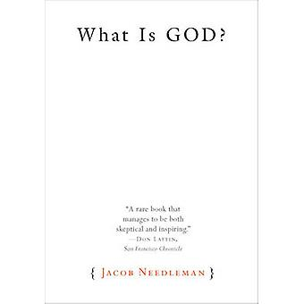 What is God? by Jacob Needleman - 9781585428472 Book