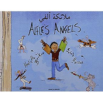 Alfie's Angels in Arabic and English by Henriette Barkow - Sarah Gars