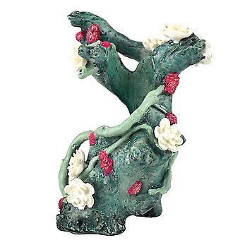 BiOrb Samuel Baker Frozen Branch With Flowers Sculpture