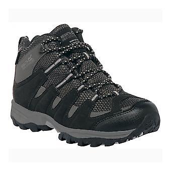 Regatta zwarte Childrens Garsdale mid Junior Walking Boots
