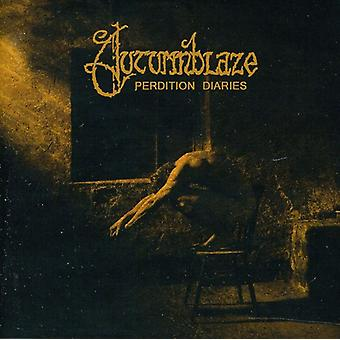 Autumnblaze - Perdition Diaries [CD] USA import