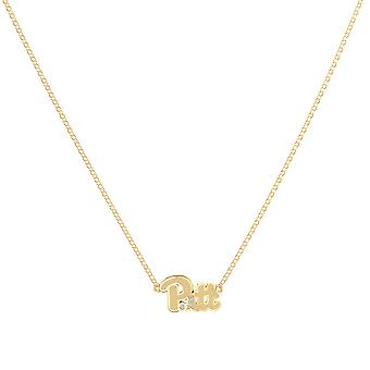 University of Pittsburgh Diamond Pendant Necklace Design by BIXLER
