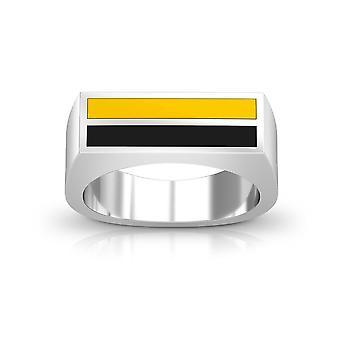 Wichita State University Ring In Sterling Silver Design by BIXLER