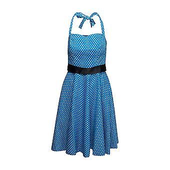 Kjole halterneck rockabilly-1950 ' s Party Dress